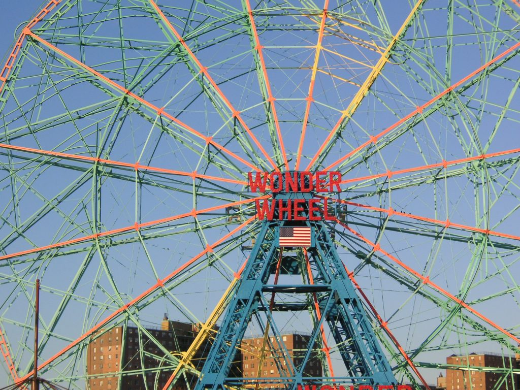HM_Coney Island Wonder Wheel