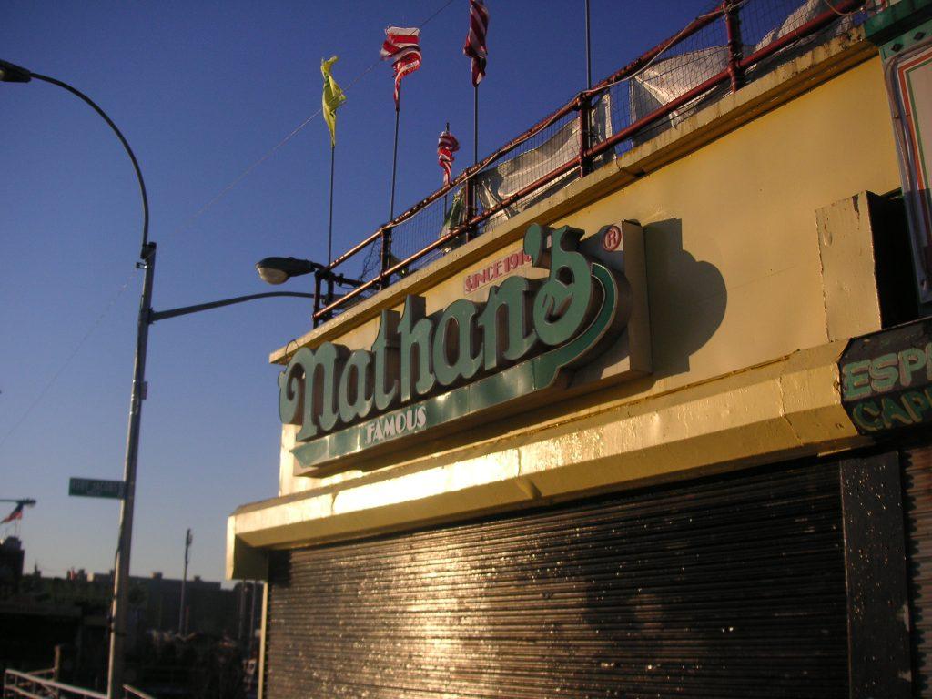 HM_Coney Island nathans