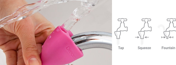 Tapi-Turn-Your-Faucet-Into-A-Water-Fountain