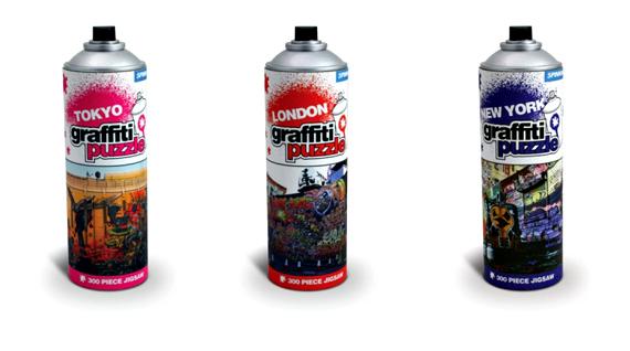 graffiti-puzzles
