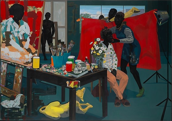 Spotlight: Kerry James Marshall black history month