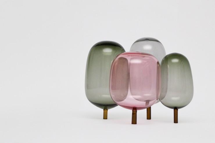 Oslo Designers StokkeAustad Andreas Engesvik Glass WOODS