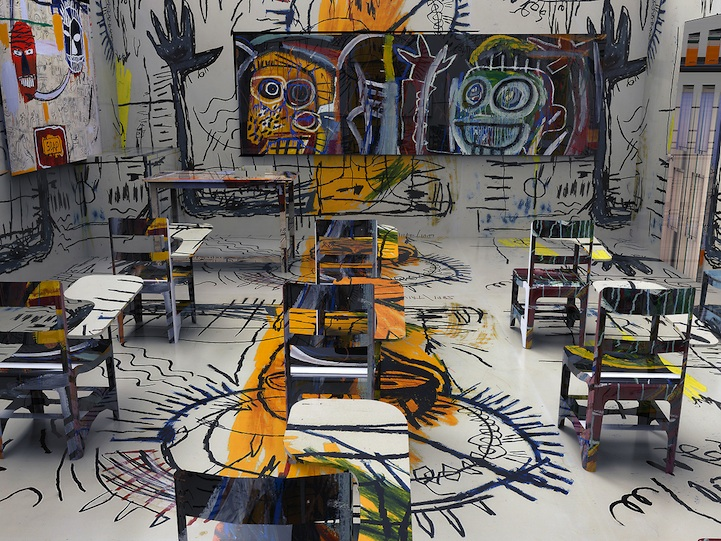 Basquiat Classroom