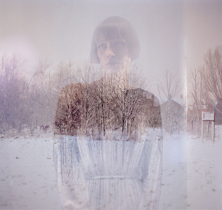 JuliaFullertonBattendouble exposure portraits1