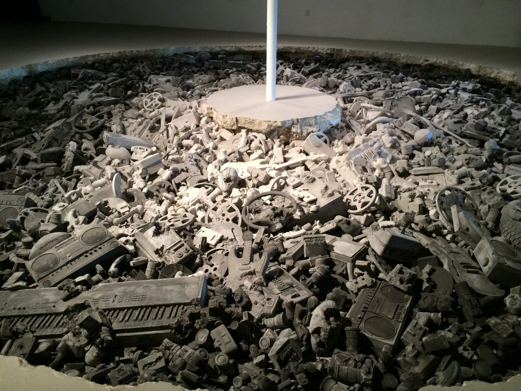 Daniel Arsham_Welcome to the Future