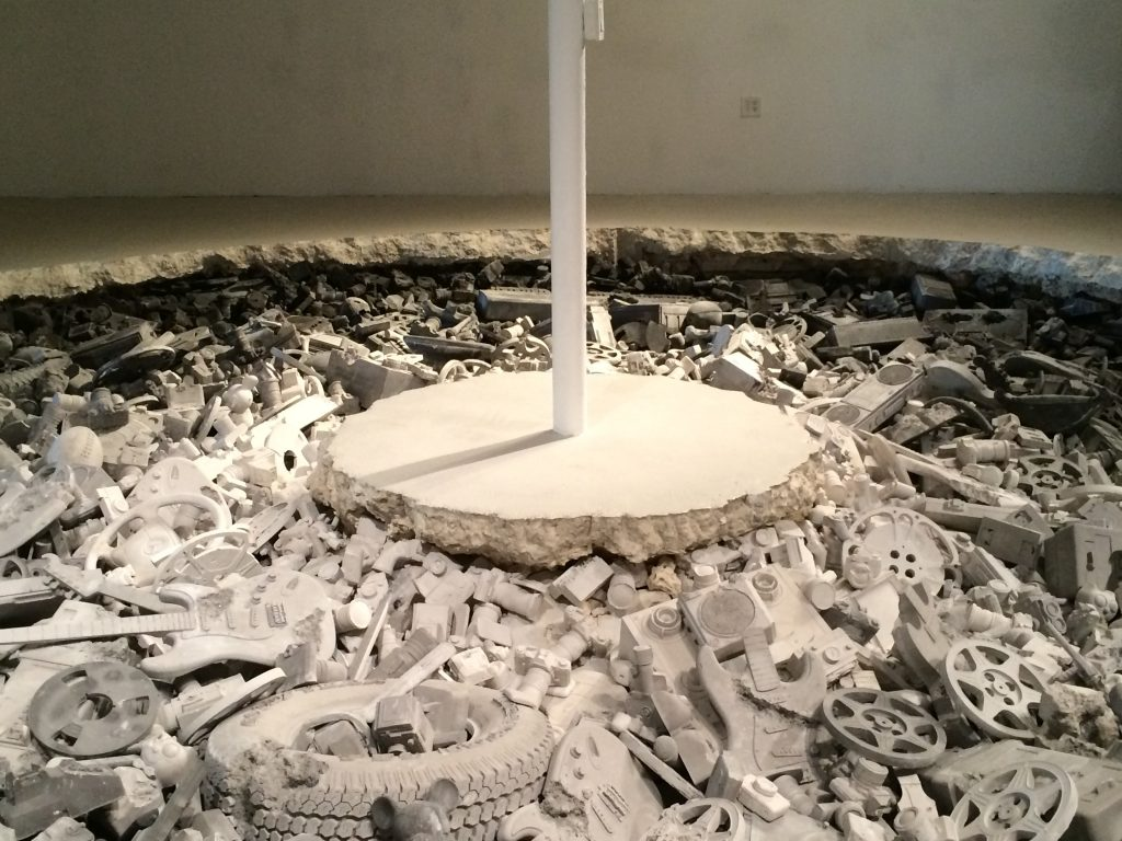 Daniel Arsham_Welcome to the Future3