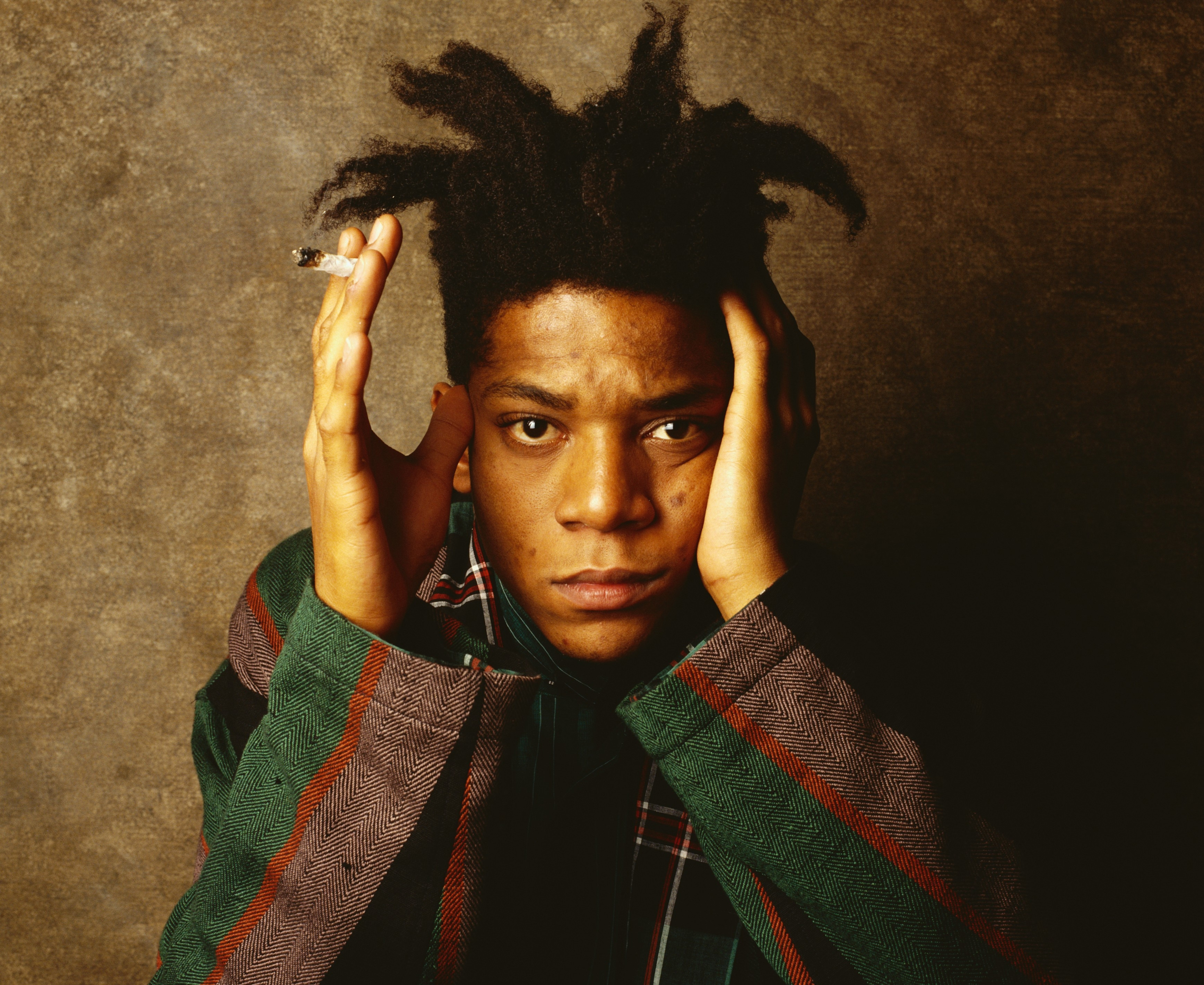 The story of SAMO©, Basquiat's first art project