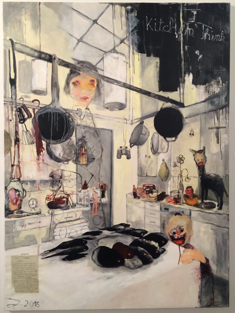 Juliane Hundertmark,Kitchen - Galerie Juliane Hundertmark