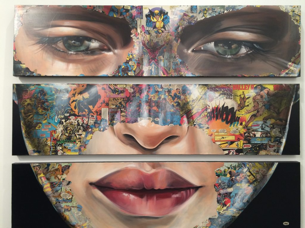 Sandra Chevrier, La Cage Maintenant, Mixed Media