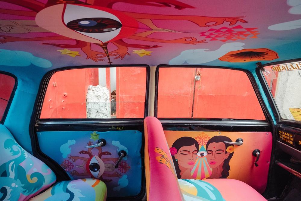'Monad' by Samya Arif