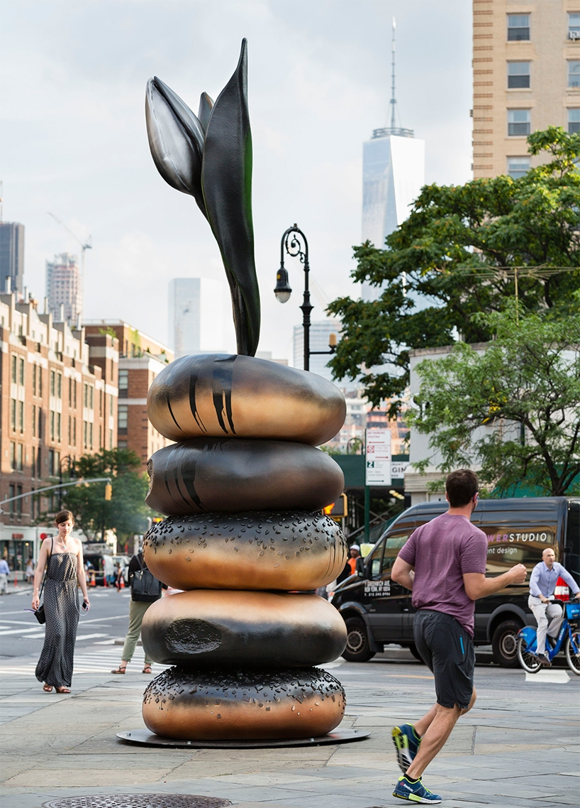 hanna-linden-everything-bagel-sculptures-new-york-designboom-06