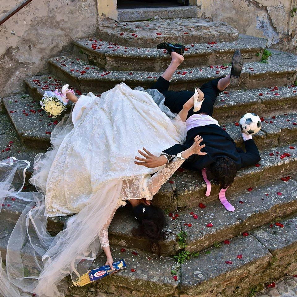 Till Death Do Us Part/Calcata 2015