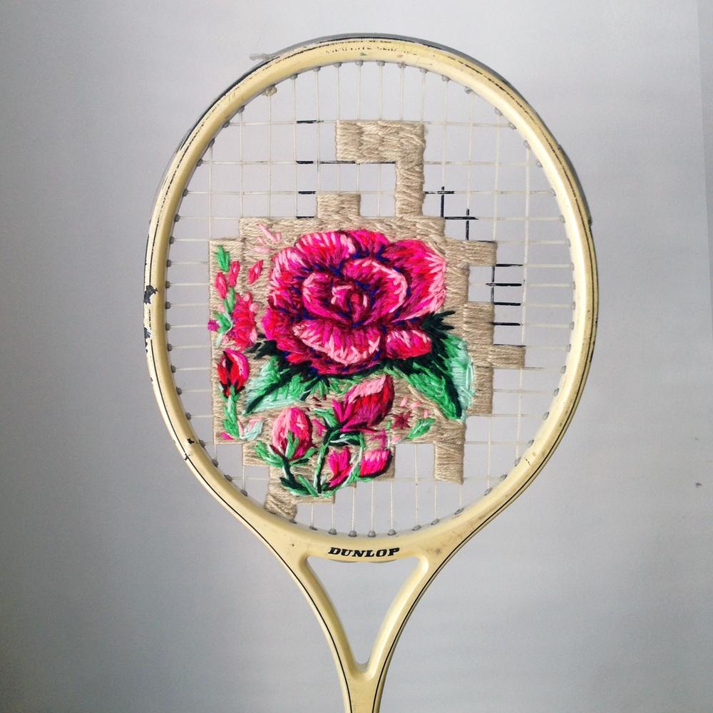 Danielle Clough_racket