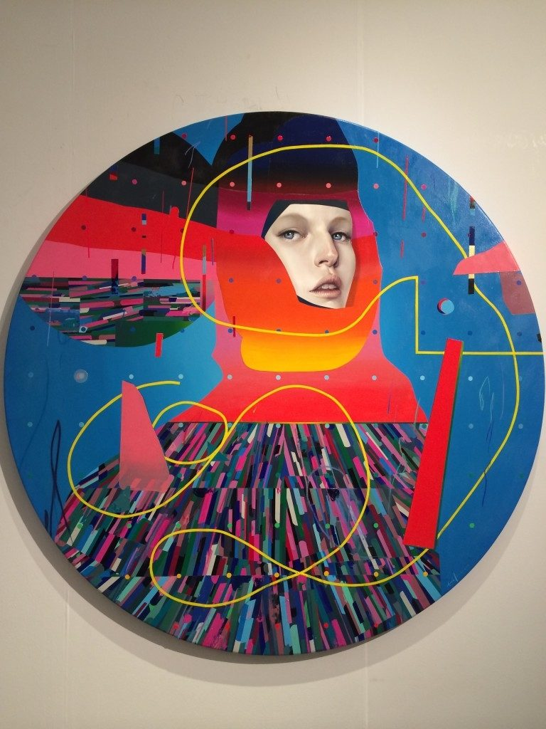 Erik Jones, Joseph Gross Gallery