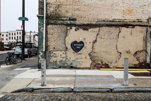 Goth Heart by Amberella. Photo - Conrad Benner/Streets Dept