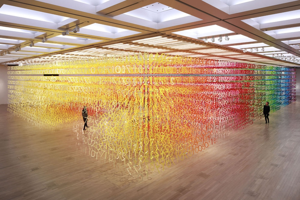 Forest of Numbers Emmanuelle Moureaux