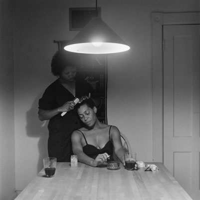 Carrie Mae Weem The Kitchen Table Series