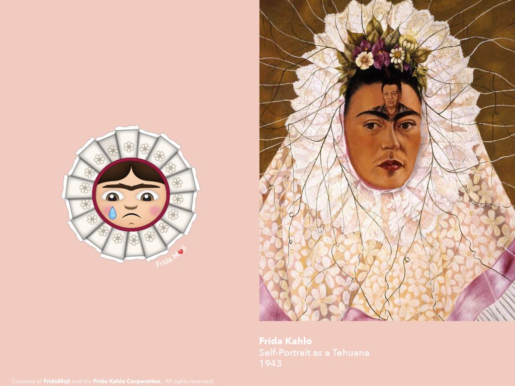 Frida Kahlo Emojis