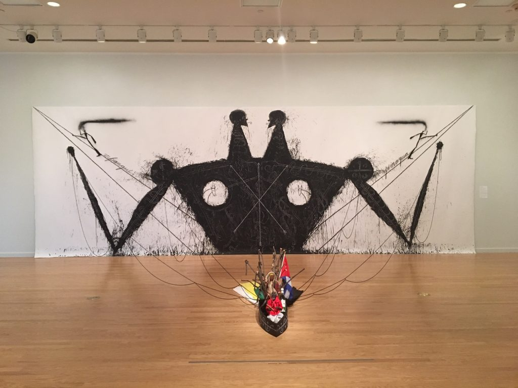 Wassan Al-Khudhairi Talks About Third Space At The Birmingham Museum of Art