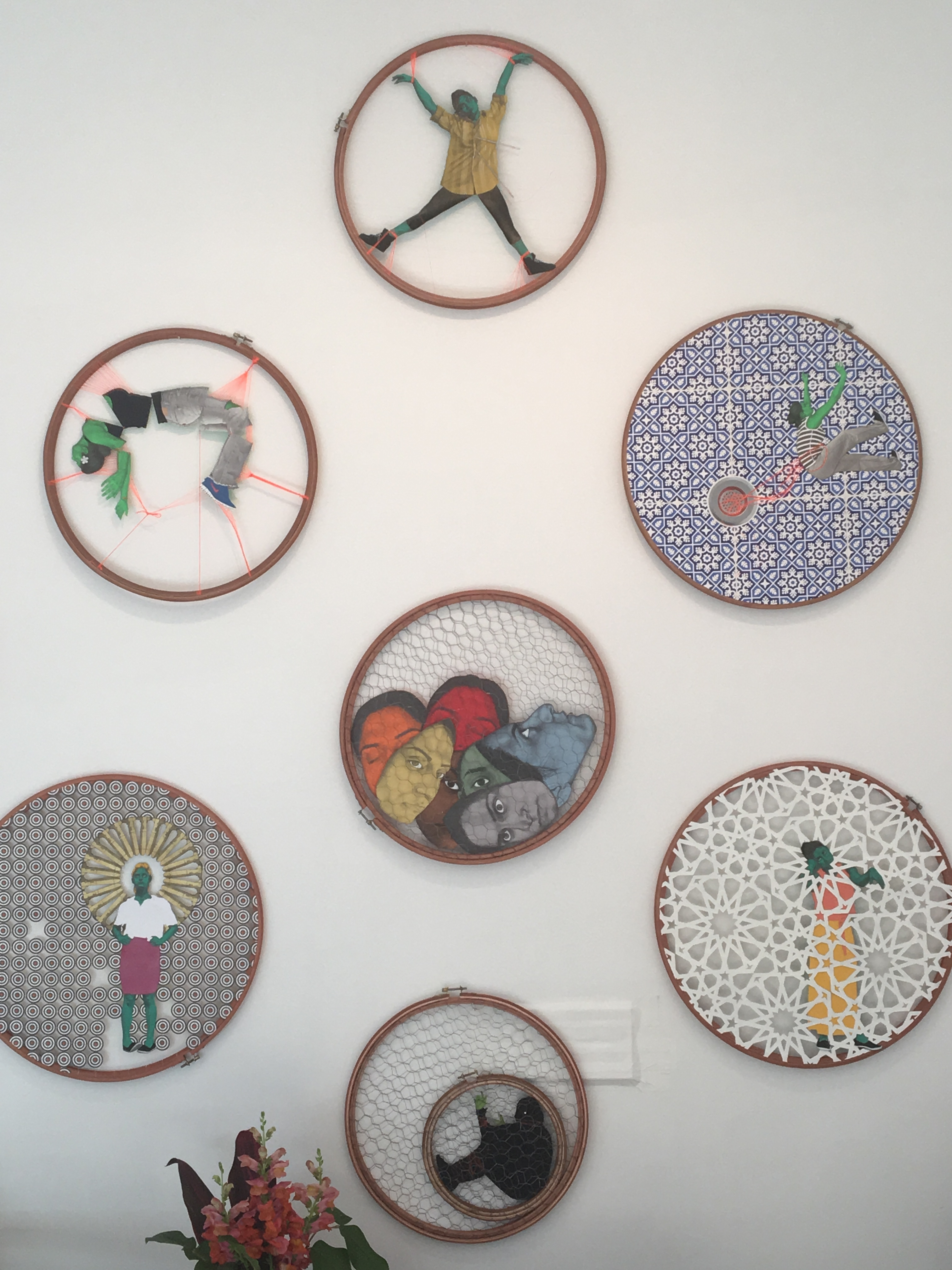 Sophiya Khwaja curated by Cade Tompkins Projects
